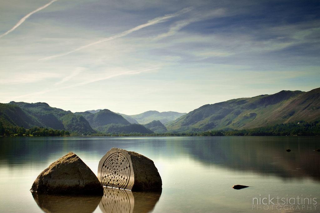 Natural Water Stones