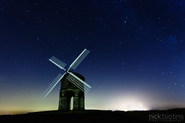 Chesterton Windmill Star Field