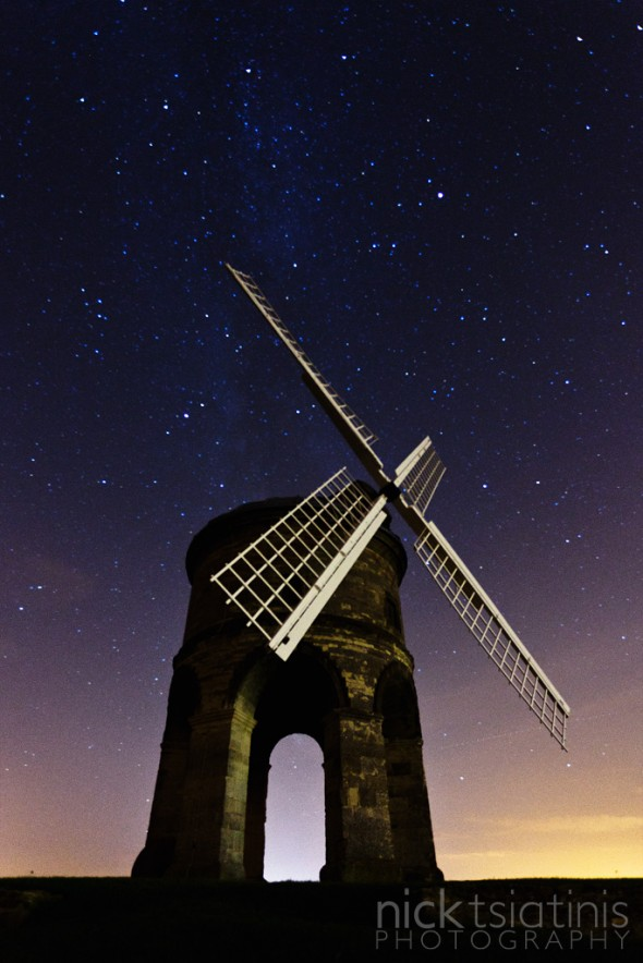 Star Fields at Chesterton Windmill