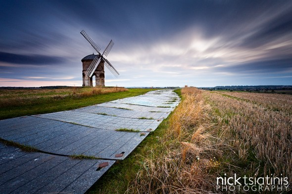 5 minutes at Chesterton Windmill